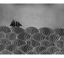 The Ancient Sea Photographic Print