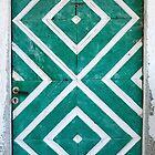 Rustic Door by Walter Quirtmair