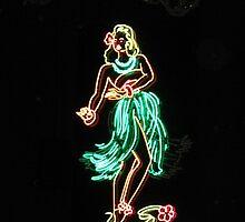 Neon Hula, 2007 by wonderfulworld