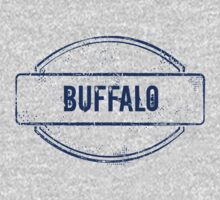 Buffalo! by jdbruegger
