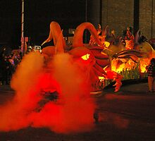 Mardi Gras Mystic, 2008 by wonderfulworld