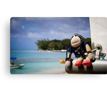 Jimmy Rodger Canvas Print