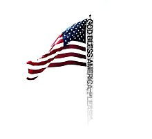 GOD BLESS AMERICA. by webart