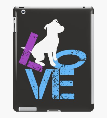 Love for Dogs iPad Case/Skin