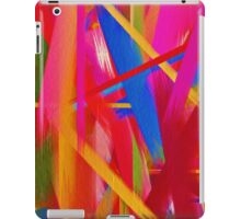 Paint Color Splatter Brush Stroke #8 iPad Case/Skin