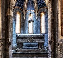 Certosa di Bologna by Traven Milovich