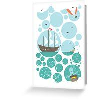 Sea Life!  Greeting Card