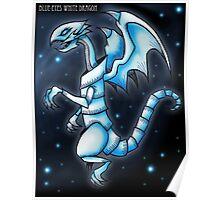 The Blue-Eyes White Dragon Poster