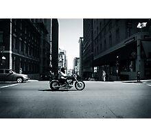 Shifting and Drifting Photographic Print