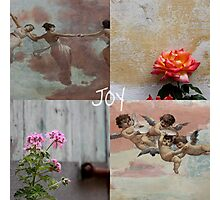 Joy  - JUSTART ©  Photographic Print