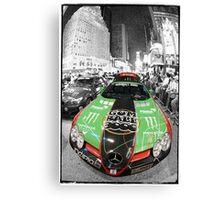Gumball 3000 SLR McLaren Canvas Print