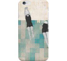 Parte a la libertad iPhone Case/Skin