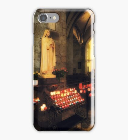 St. Malo Cathedral iPhone Case/Skin