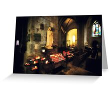St. Malo Cathedral Greeting Card