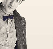 11th doctor by YoungWarlock26