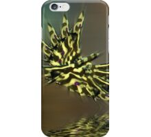 Flight of the Vulcan bomber iPhone Case/Skin