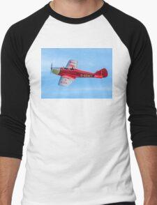 Miles M.2W Hawk Trainer G-ADWT Men's Baseball ¾ T-Shirt