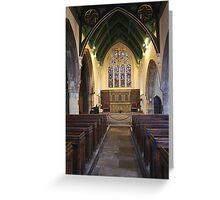 Saint Helen's Church Greeting Card