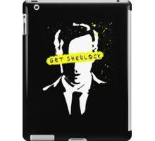 Moriarty Get Sherlock  iPad Case/Skin
