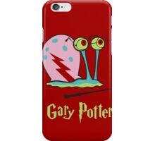 Gary Potter iPhone Case/Skin