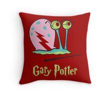 Gary Potter Throw Pillow