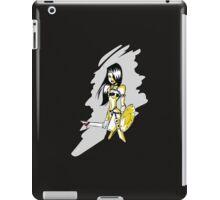 The deadliest barbarian iPad Case/Skin