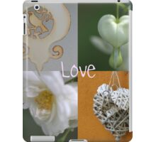 Love  - JUSTART ©  iPad Case/Skin