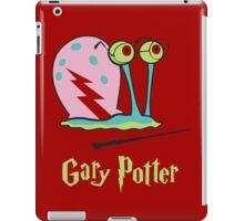 Gary Potter iPad Case/Skin