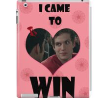 Happy Wolflantine [Isaac Lahey] iPad Case/Skin