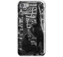 Just Hangin Around iPhone Case/Skin