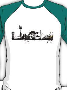 city suicide T-Shirt