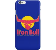 Iron Bull Energy iPhone Case/Skin