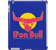 Iron Bull Energy iPad Case/Skin