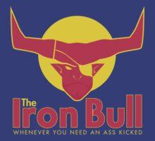 Iron Bull Energy by sparkmark