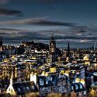 Edinburgh Tiltshift by dgscotland