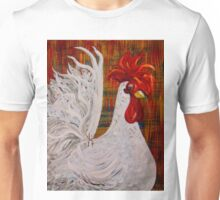 I Know I am Lovely - White Rooster Unisex T-Shirt