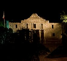 The Alamo by Kirk Allemand