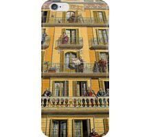 The Facade...........................Barcelona iPhone Case/Skin