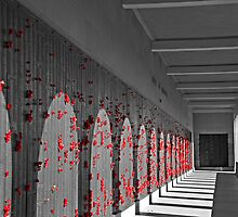 Roll of Honour - War Memorial - Canberra by SharonD