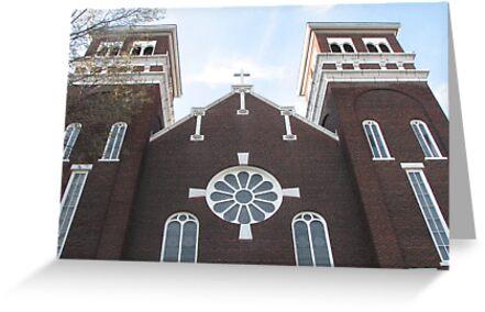 Church by gypsykatz