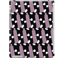 Sentient Mobile Toothpaste Repeating iPad Case/Skin