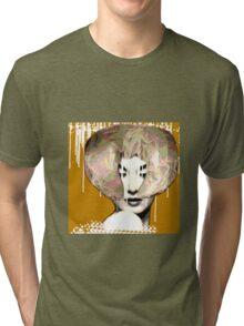 Mme. Tri-blend T-Shirt