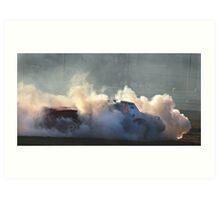 Smokin Art Print