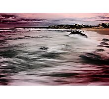 Bar Beach NSW Photographic Print