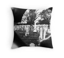 Peephole Throw Pillow