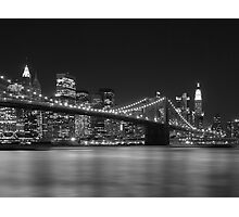 Down Town - New York Photographic Print