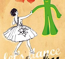 gumby dance by Tiffany Atkin