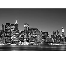 On The East Side - New York Photographic Print
