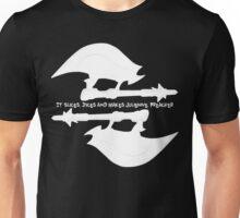 Scythe (x2) - Buffy - Julienne Preacher White Unisex T-Shirt