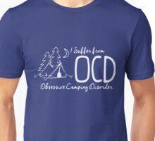 OCD - Obsessive Camping Disorder Unisex T-Shirt